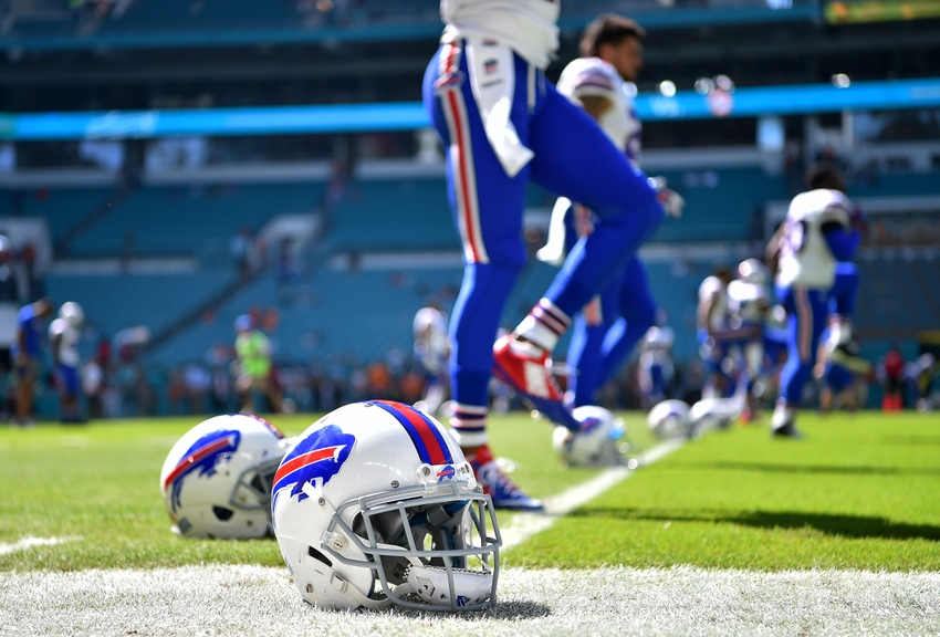 Dirty Hit? Block by Landry Injures Bills' Williams