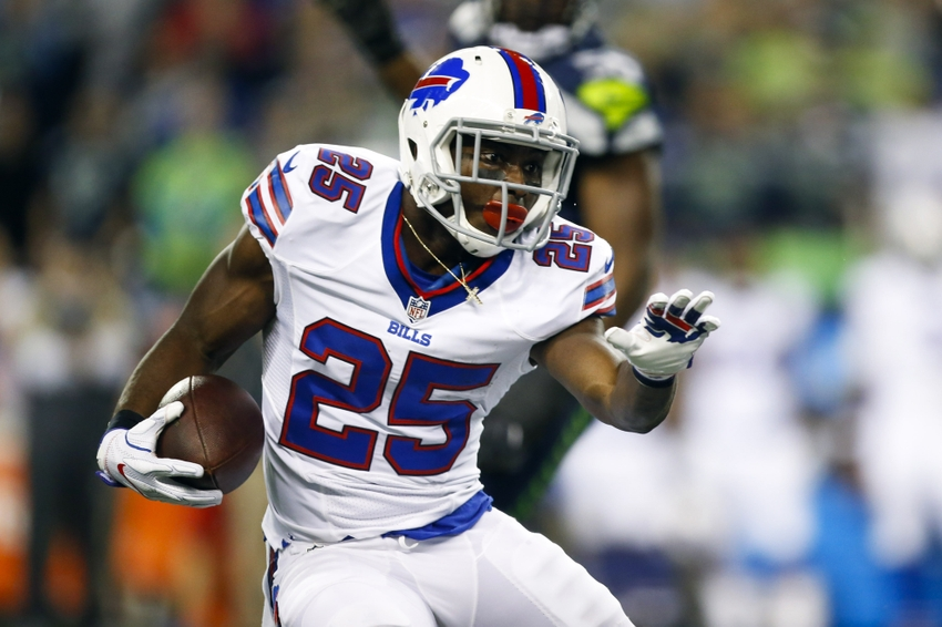 Grading the Bills  Offense Through 9 Games This Season  c00f5df21