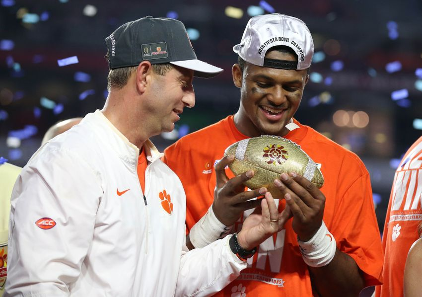 9780721-deshaun-watson-dabo-swinney-ncaa-football-fiesta-bowl-ohio-state-vs-clemson