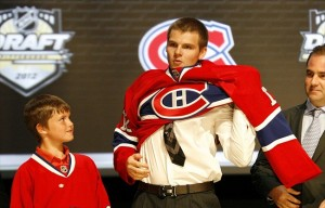 Alex Galchenyuk will suit up for Team USA at the WJHC.