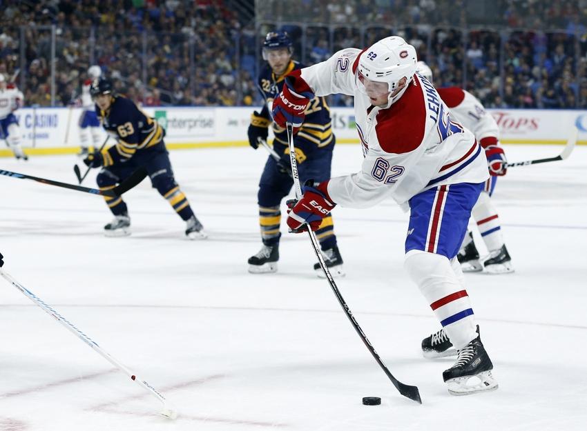 Islanders Fall to Canadiens 3-2
