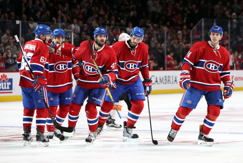 Gallagher, Price lead Canadiens over Flyers 3-1
