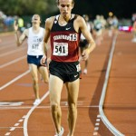 Chris Derrick (Stanford), 3rd men's 10k in new American collegiate record