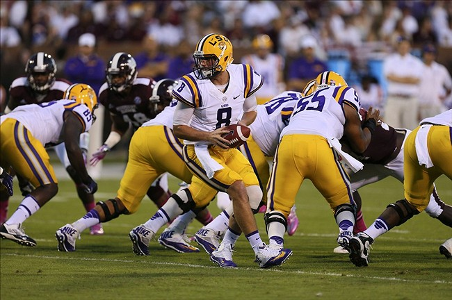 LSU-Zach Mettenberger