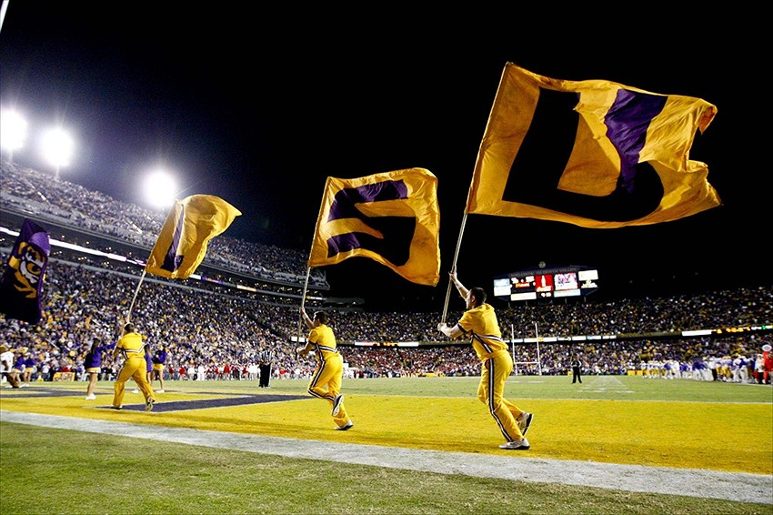 Russell Gage Lsu Gage Commits to Lsu Tigers
