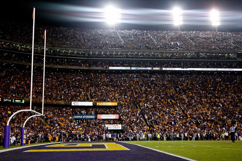 LSU's Tiger Stadium