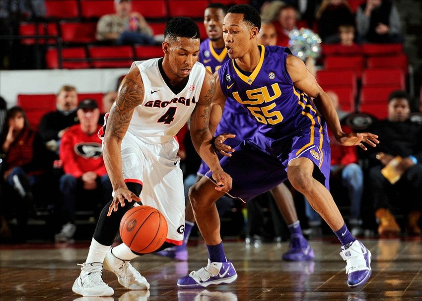 TIm Quarterman-LSU Tigers