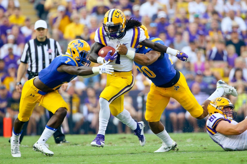 LSU football: Tigers to watch vs. Mississippi State - Page 2