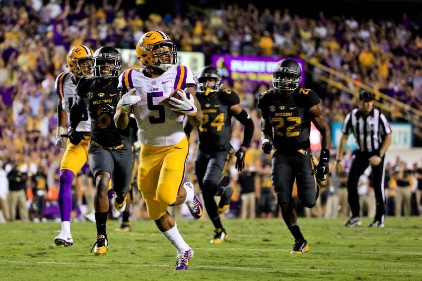 LSU eager for Fournette's debut in new, big-play offense