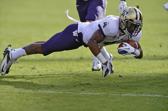 Washington Huskies Football  John Ross Emerging In Fall CampJohn Ross Football