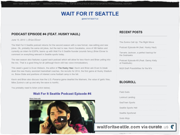 Clipped from http://waitforitseattle.com/2013/06/13/podcast-episode-4-feat-husky-haul/