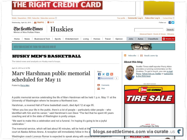 Clipped from http://blogs.seattletimes.com/huskymensbasketball/2013/04/23/marv-harshman-public-memorial-scheduled-for-may-11/