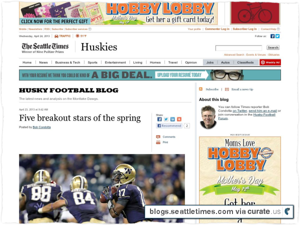 Clipped from http://blogs.seattletimes.com/huskyfootball/2013/04/23/five-breakout-stars-of-the-spring/