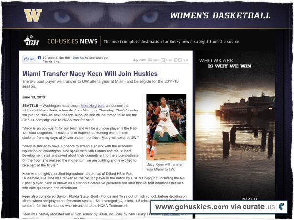Clipped from http://www.gohuskies.com/sports/w-baskbl/spec-rel/061313aab.html