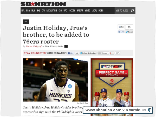 Clipped from http://www.sbnation.com/nba/2013/3/31/4166582/nba-philadelphia-76ers-justin-holiday-jrue-holiday