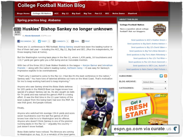 Clipped from http://espn.go.com/blog/ncfnation/post/_/id/78103/huskies-bishop-sankey-no-longer-unknown