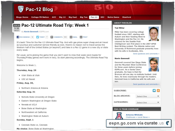 Clipped from http://espn.go.com/blog/pac12/post/_/id/58068/pac-12-ultimate-road-trip-week-1-2