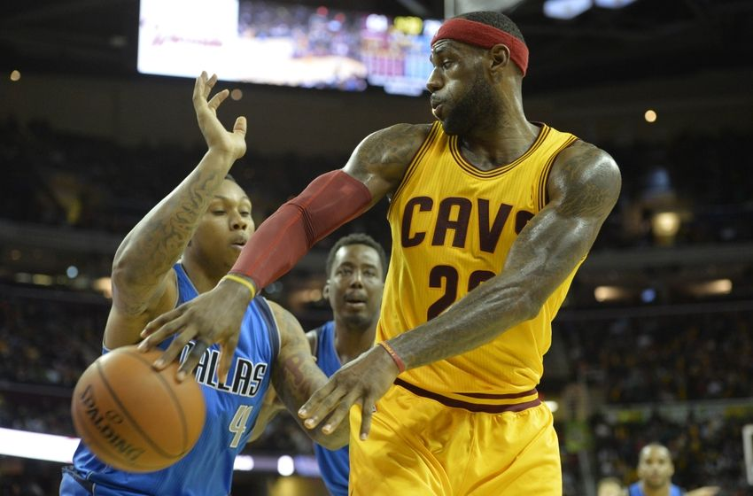 LeBron James Credited for Helping Anderson Varejao Win Starting Role