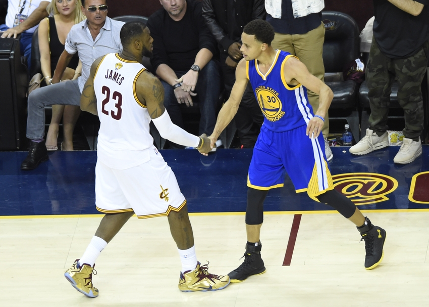 Cavs Vs Warriors: Comparing '15-16 Rosters