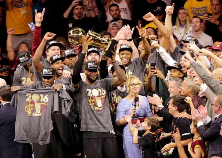 Cleveland Cavaliers Championship Rings Hold Special Meaning