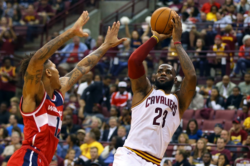 9616641-kelly-oubre-jr-lebron-james-nba-preseason-washington-wizards-cleveland-cavaliers