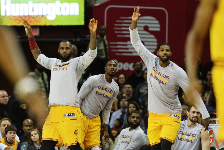 Proposing A New Depth Chart For The Cleveland Cavaliers – Depth Chart Nba