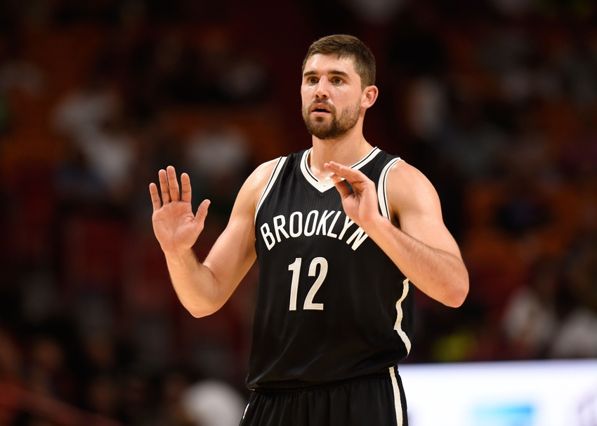 joe harris - photo #4