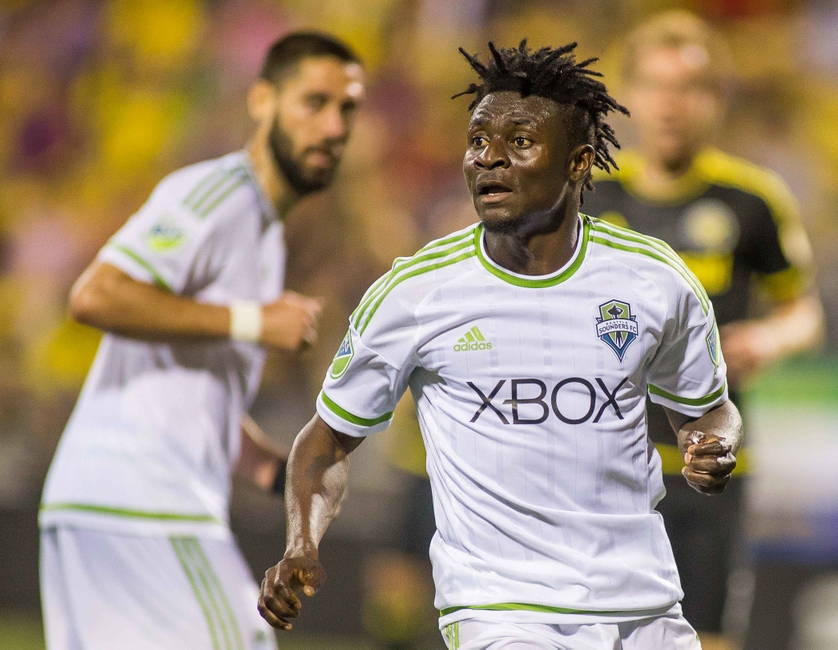 Clint Dempsey, Martins Named To MLS All Star Game Obafemi Martins Sounders Fc