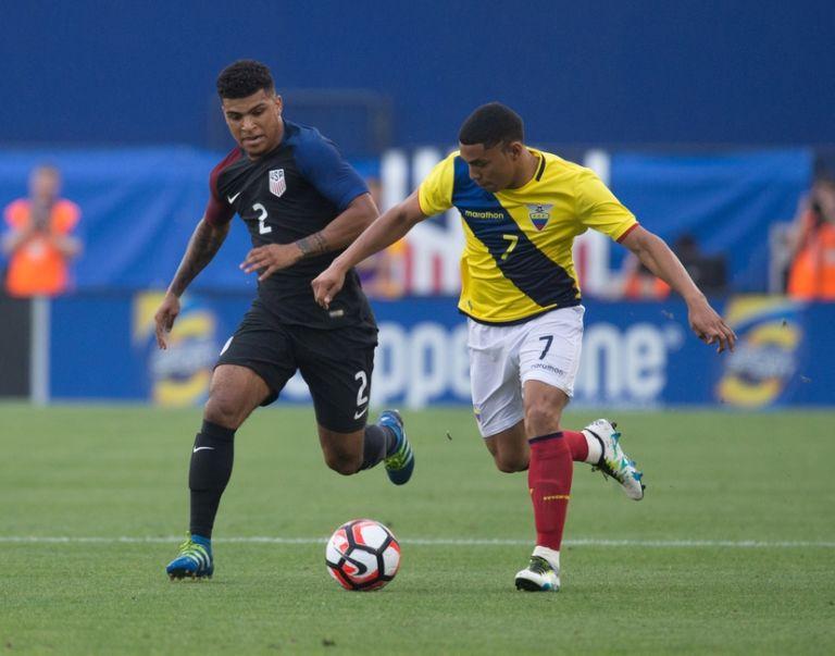 United States To Play Ecuador In Quarter Finals