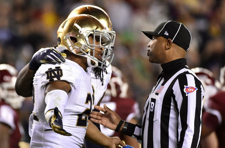 Notre Dame focused on Friday, not future