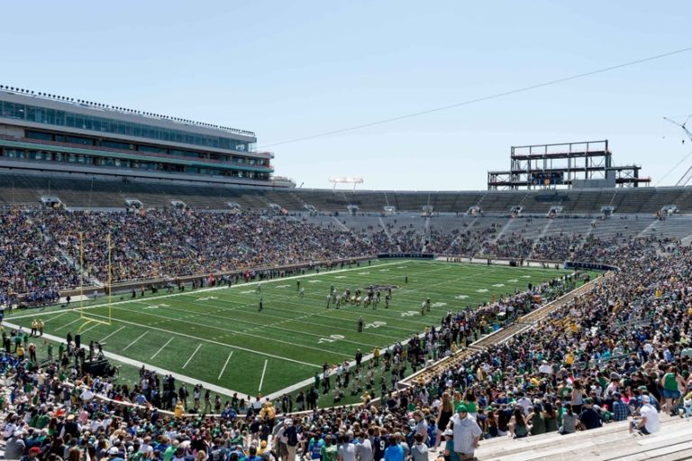 Ncaa-football-notre-dame-spring-game-768x511