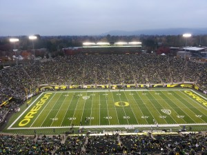 Oregon Football vsUCLA 2013//KPNWSports