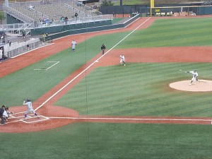 Oregon Baseball at PK Park 2013//KPNWSports