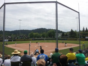 Howe Field, University of Oregon, KPNW Sports
