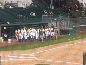 Oregon Softball hosts Utah Valley at Howe Field. KPNWSports
