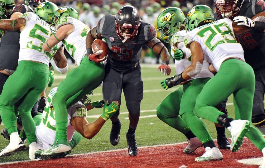 Washington State Runs Past Oregon As Injuries Mount For ...