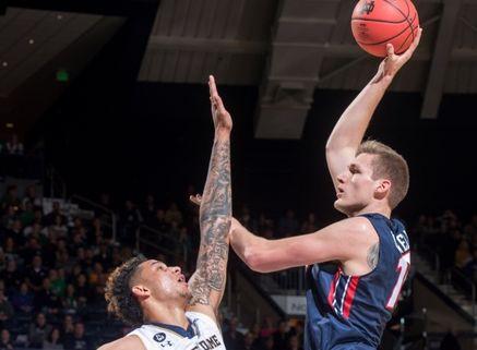 Zach-auguste-ncaa-basketball-liberty-notre-dame-e1463227355877