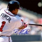 Rafael Furcal In His Atlanta Days