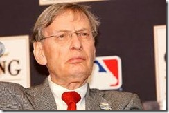 Commissioner Selig Is Obviously Not Amused by Lawsuit