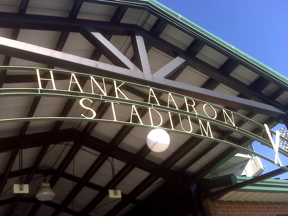 Hank Aaron Stadium, Mobile, AL