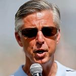 Tigers GM Dave Dombrowski. Mandatory Credit: Derick E. Hingle-USA TODAY Sports