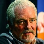 Brian Sabean, Giants. Mandatory Credit: Mark J. Rebilas-USA TODAY Sports