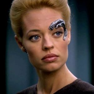 "Did somebody mention ""Seven of Nine""?"