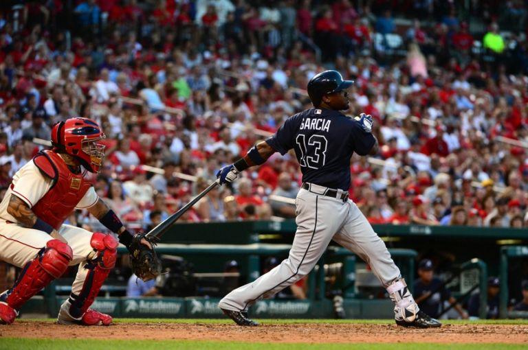 Atlanta braves break out long ball in 13 5 win over cardinals - Carlos martinez garcia ...