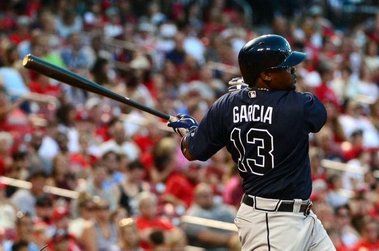 Atlanta braves rally to tie game late win in ten 6 4 - Carlos martinez garcia ...