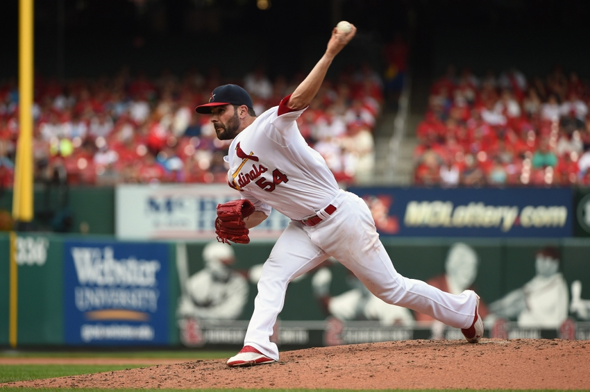 Former Cardinal Jaime Garcia is now a member of teh SAtlanta Braves