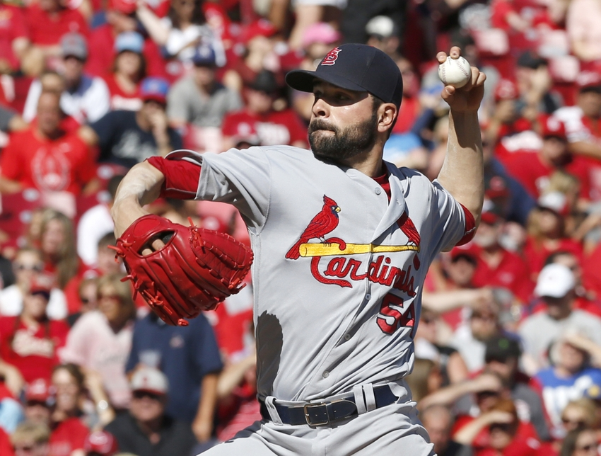 Jaime Garcia is the newest Atlanta Braves Pitcher