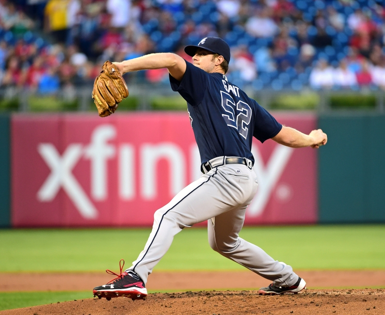 Atlanta Braves traded John Gant to St Louis for Jaime Garcia