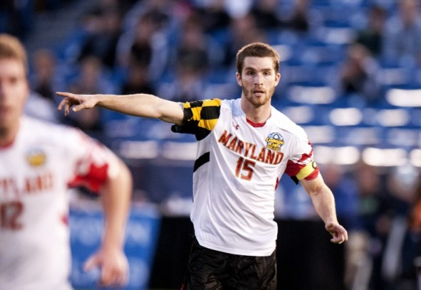 Patrick Mullins and the ACC favorite Maryland Terrapins have a ton of promise this season. Mandatory Credit: Charlie DeBoyace/The Diamondback