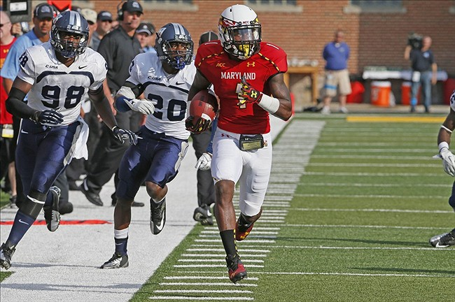 Scouting Stefon Diggs Wr Baltimore Sports And Life